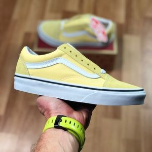 💵 MARCH SALES 💵 Vans Old Skool Golden Haze White